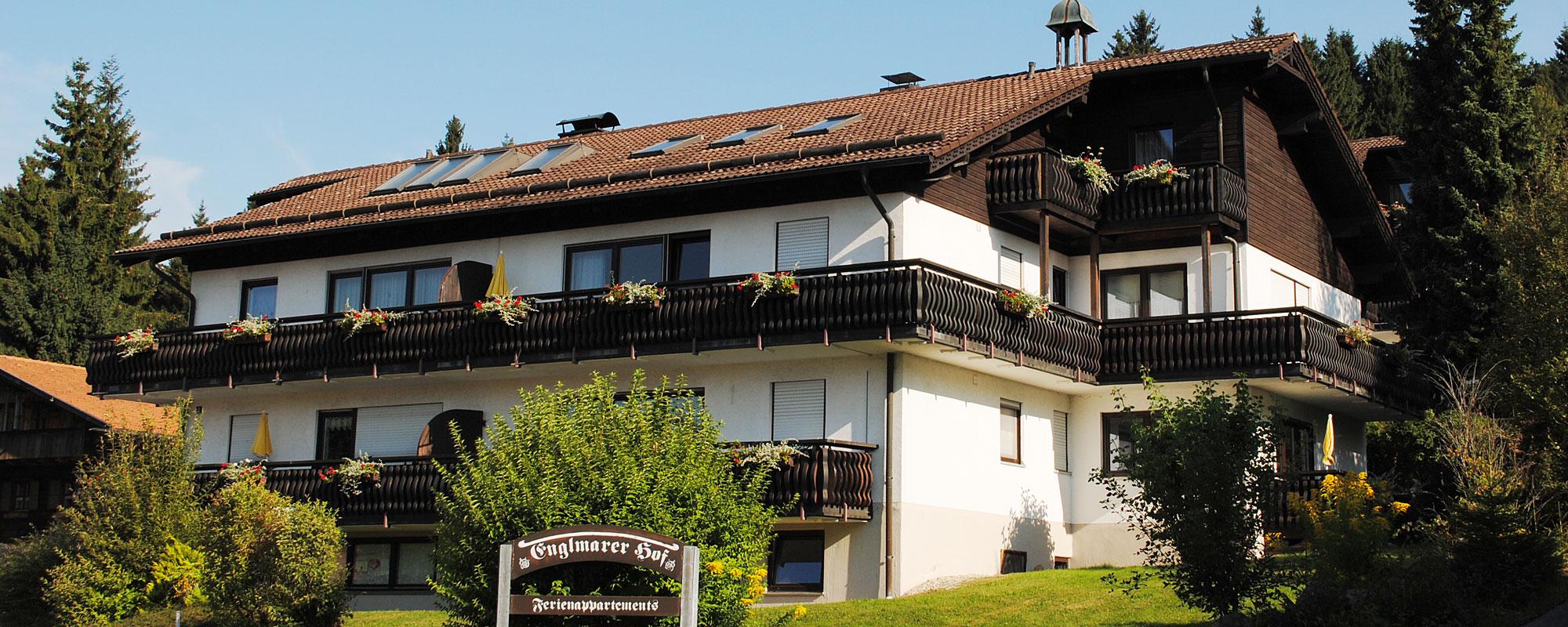 Englmarer Hof - Ferienwohnungen in Sankt Englmar, Bayern